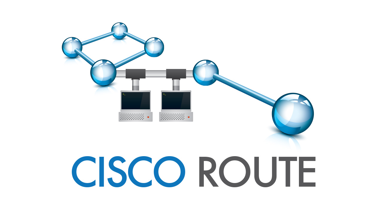 Cisco route