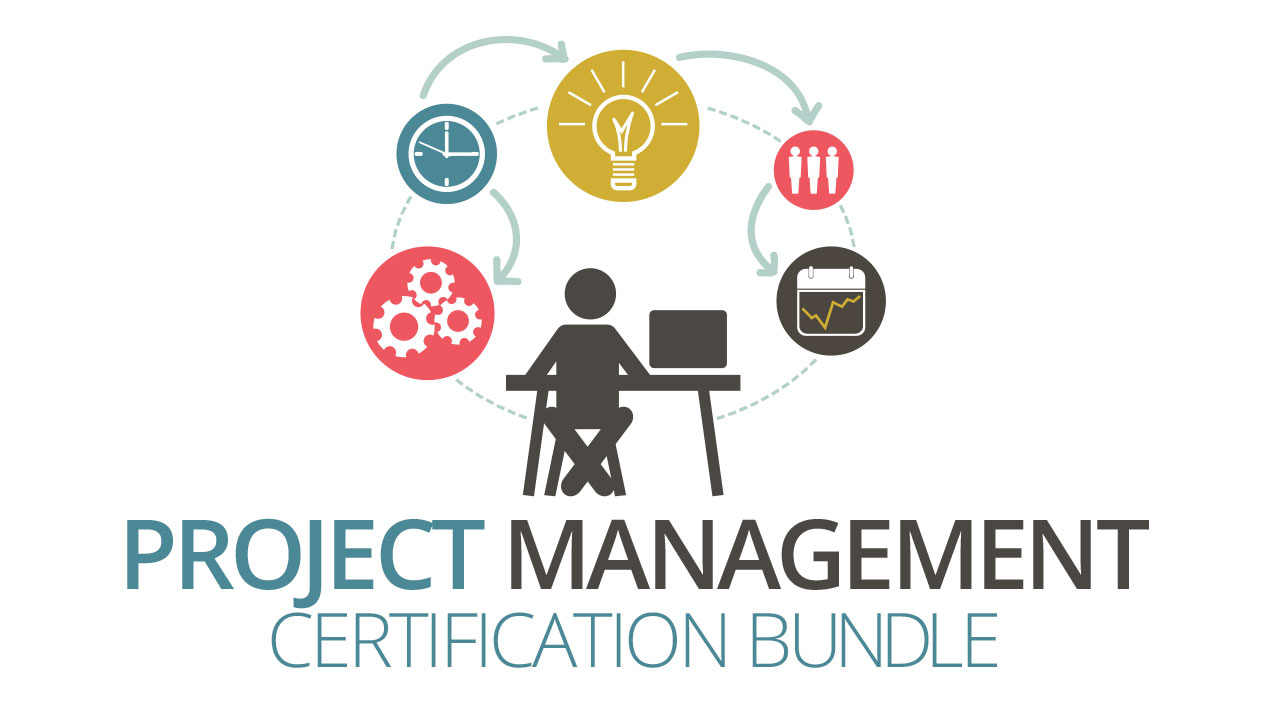 Project management certification bundle vision training systems xflitez Choice Image