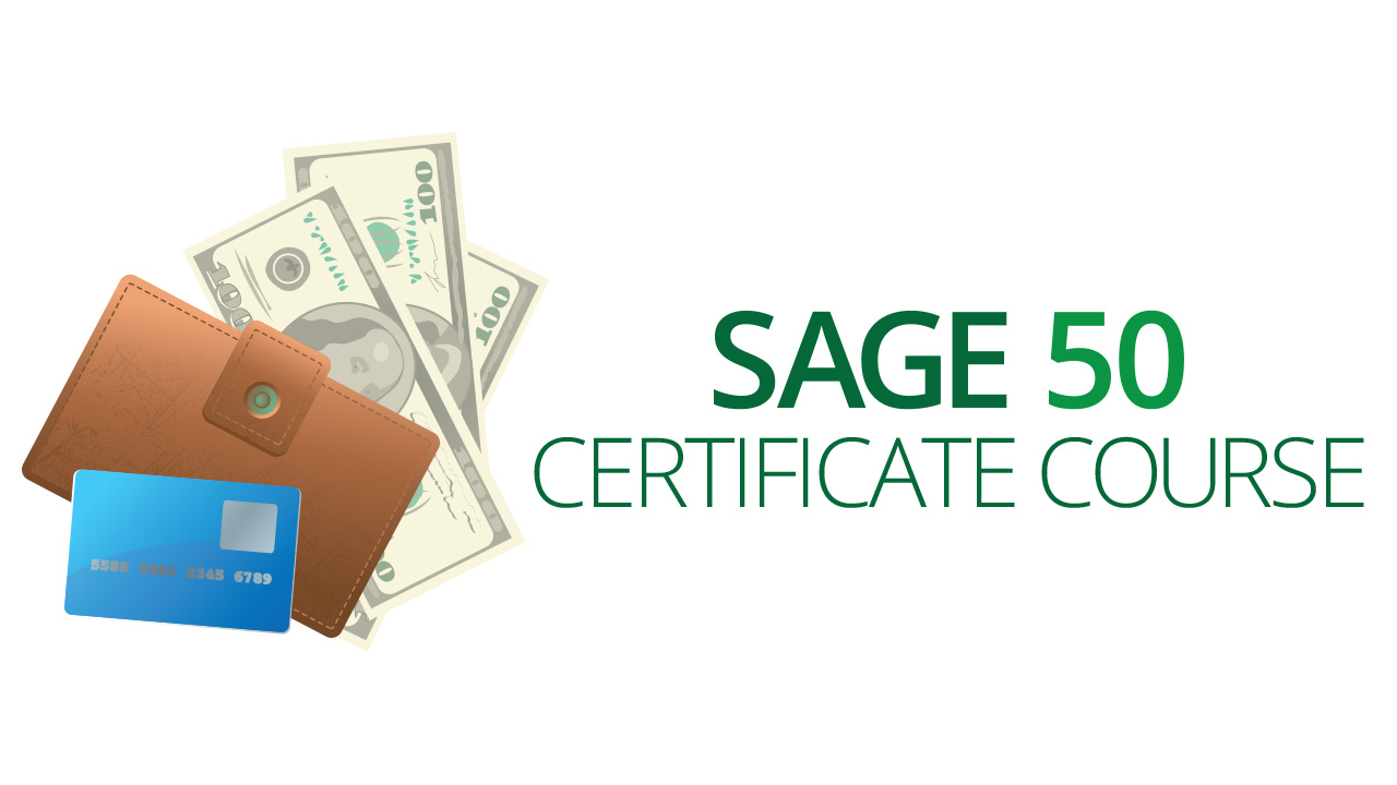 SAGE 50 ACCOUNTING TRAINING PROGRAM | Vision Training Systems