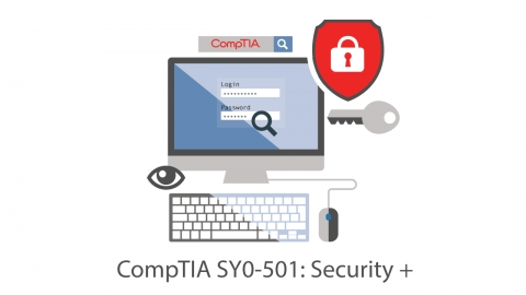 CompTIA Security+ SY0-501 | Vision Training Systems